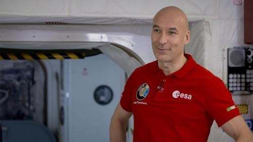ESA-Astronaut Luca Parmitano: Der Mars bleibt ein attraktives Ziel