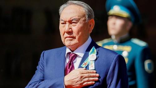 Kazakhstan President Nursultan Nazarbayev: the world's last Soviet-era leader resigns