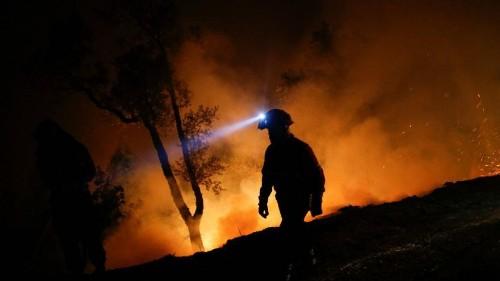 Incendi: almeno 40 morti in Portogallo e Galizia