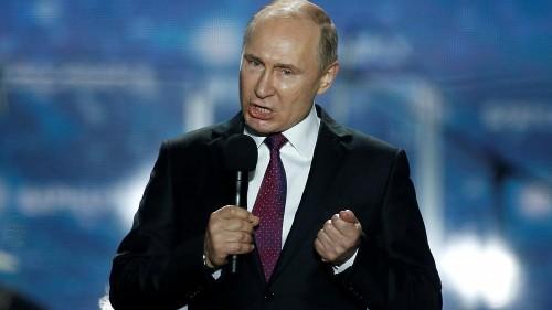 Vladimir Putin: Russian redeemer, Western villain