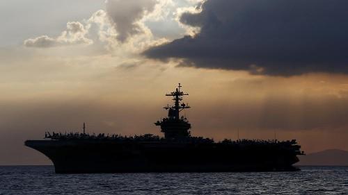 En infectant le porte-avions Roosevelt, le coronavirus affaiblit la puissance américaine