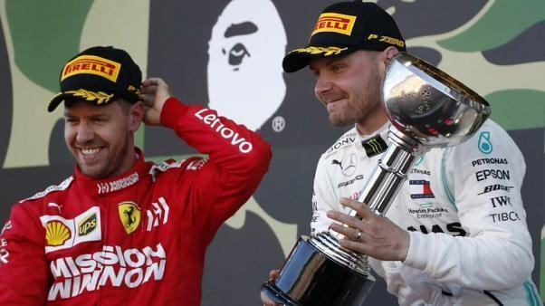 Bottas remporte le Grand Prix de Formule 1 du Japon