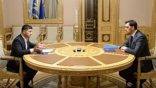 Ukraine : Zelensky rejette la démission de son Premier ministre