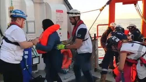 Aquarius: a MSF Itália garante legalidade no despejo de resíduos