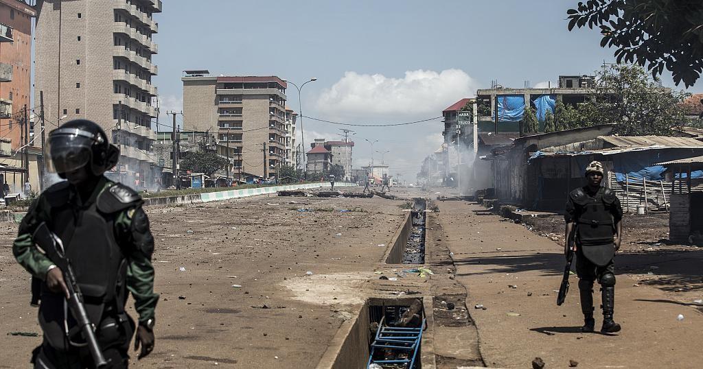UN, ECOWAS delegations expected as Guinea battles post-election unrest | Africanews