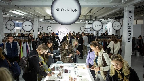 This expo is uniting designers with thousands of sustainable materials