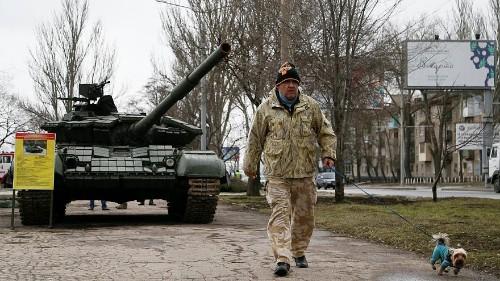 Russia-Ukraine conflict: Putin speeds up Russia passport process for Ukraine's breakaway region