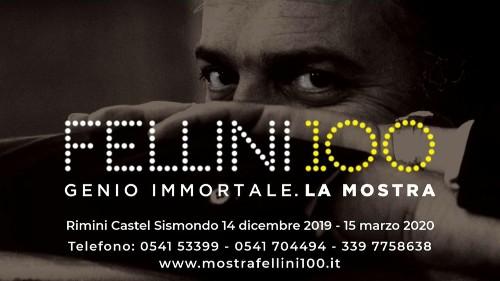 100 Jahre Fellini in Rimini
