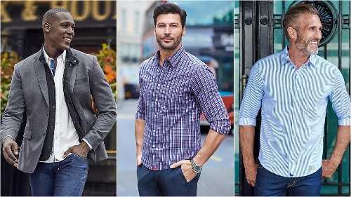 Men's casual wear brand UntuckIt coming to Europe for the first time