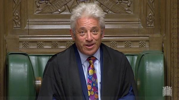 John Bercow says he will stop Boris Johnson from breaking the law on Brexit