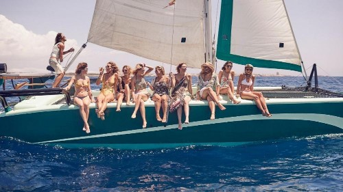 Here's why solar-powered catamarans are the way to holiday in Ibiza