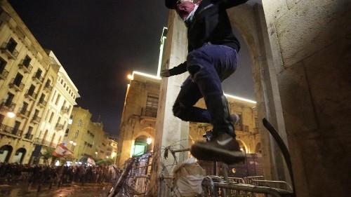 Week-end de violences dans les rues de Beyrouth