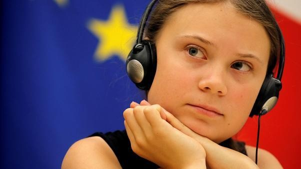 Watch: 'We need to do so much more,' says activist Greta Thunberg