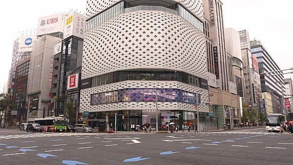 Japan's past is kept alive in Tokyo's latest luxury shopping mall