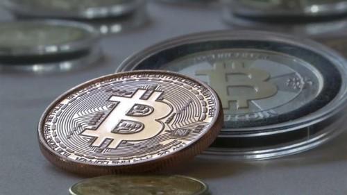 Bitcoin em alta