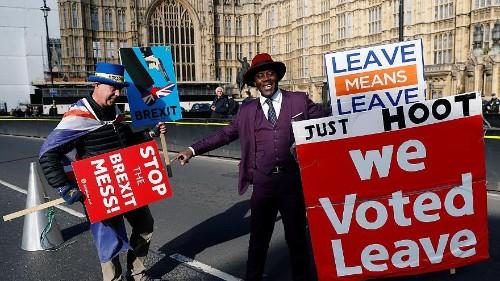 Brexit: Was passiert als nächstes?