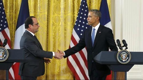 США и Франция призывают Россию сместить акценты авиаударов в Сирии