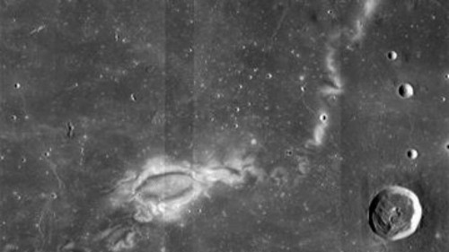 Mysterious moon swirls have finally been explained