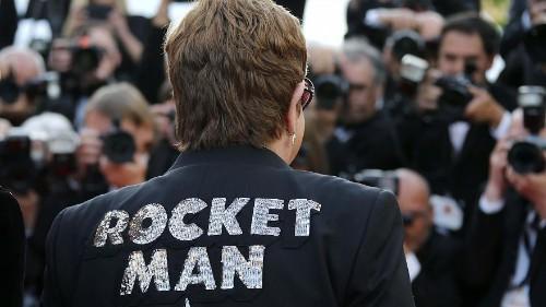 Ken Loach et Elton John, le grand écart du festival de Cannes