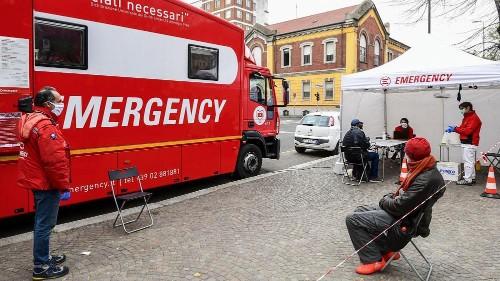 Coronavirus : plus de 13 000 morts en Italie