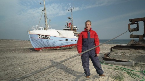 """I pescatori della Danimarca: """"Non si può avere una barca e non poter pescare"""""""