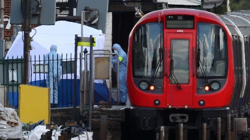 Third suspect arrested linked to London tube bombing