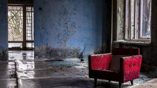 Эксклюзив: фоторепортаж из Чернобыля Максима Карона