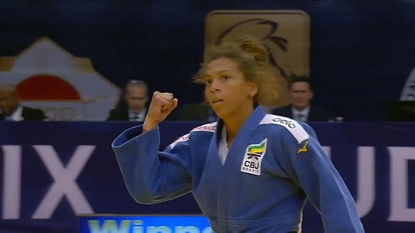 Judo Grand Prix Budapest 2019 - Gold für Rafaela Silva