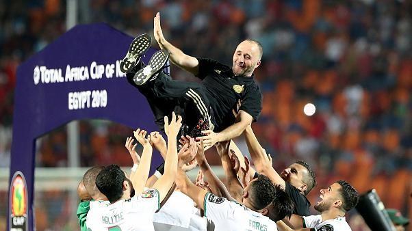 """Coppa d'Africa: la """"seconda volta"""" dell'Algeria"""