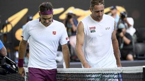 Open d'Australie : Federer au forceps, Kenin pour une première