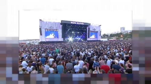 Musica e diritti al Festival Nos Alive di Lisbona