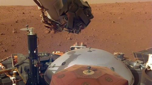 NASA spacecraft captures 'unworldly' sound of wind on Mars
