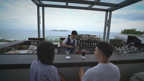 More and more companies are choosing to put down roots in Sanya