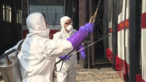 """La Corée du Nord impose des mesures """"extraordinaires"""" contre le coronavirus"""