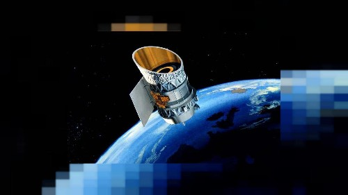 Two satellites will narrowly avoid colliding at 32,800 mph