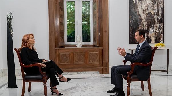 بعد جدل.. الإعلام الرسمي السوري ينشر مقابلة الأسد مع التلفزيون الرسمي الإيطالي