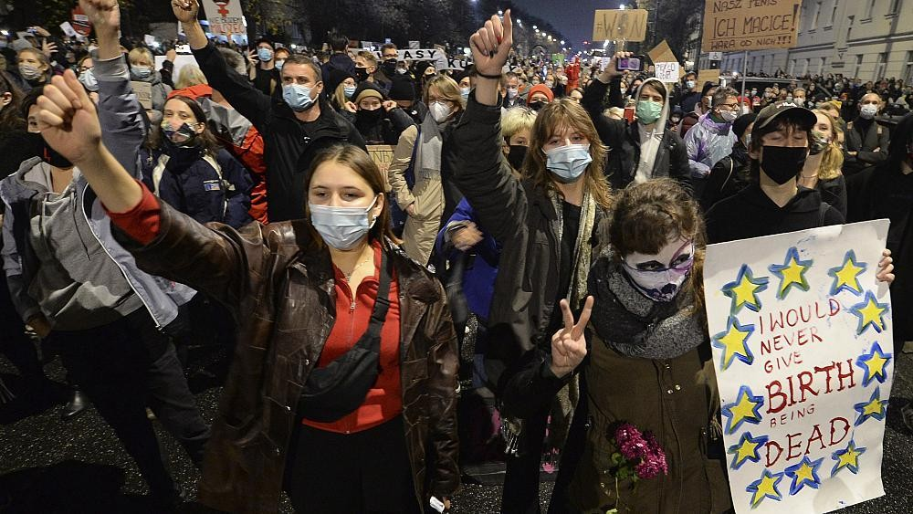 Протесты в США cover image
