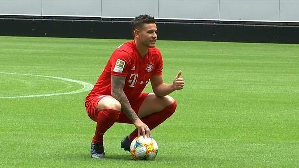 Hernández übernimmt bei Bayern die Nummer 21