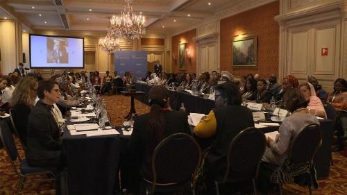Forum in Brüssel will afrikanische Frauen stärken