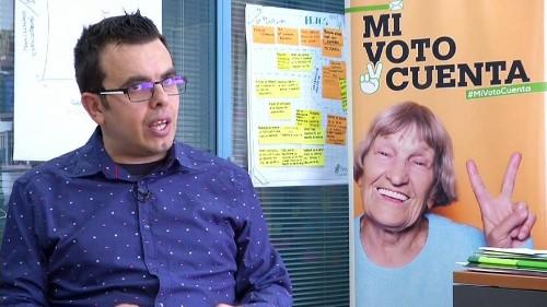 Spagna, voto e diritti. La storia di Eduardo