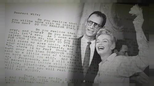 Marilyn Monroe'ya yazılmış aşk mektupları açık artırmada