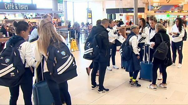 استمرار إضراب لاعبات كرة القدم الإسبانيات بعد فشل المفاوضات حول رواتبهن