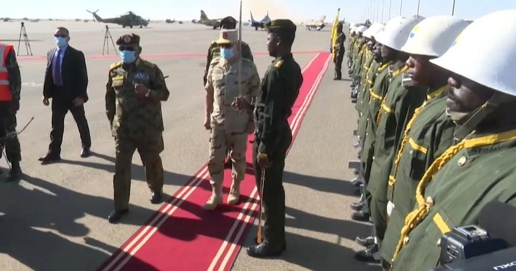 Egypt, Sudan conduct joint military drill | Africanews