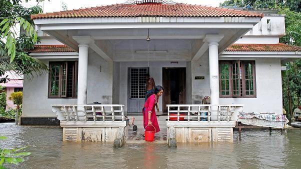 150 Tote nach Unwettern in Indien