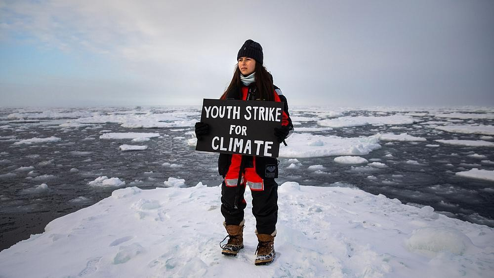 The World's Youth Strikes Again to Demand Climate Action