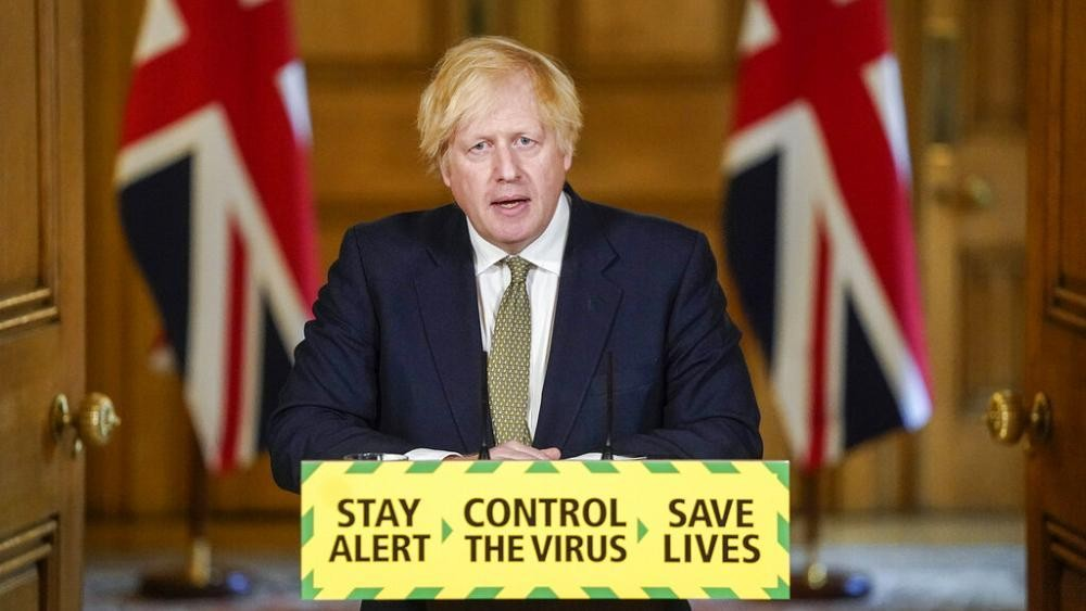 UK records more new COVID-19 deaths than entire EU combined