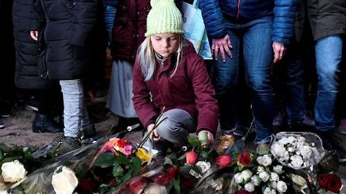 Silent vigil mourns victims of Dutch tram attack