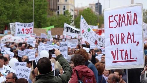 """La """"Spagna vuota"""" e lo spopolamento al centro della campagna elettorale"""