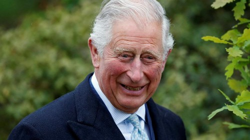 Euronews Living | Prince Charles donates nettles from his garden to sustainable fashion