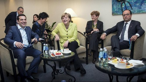 El conflicto en Ucrania marca la cumbre UE-Asociación Oriental de Riga